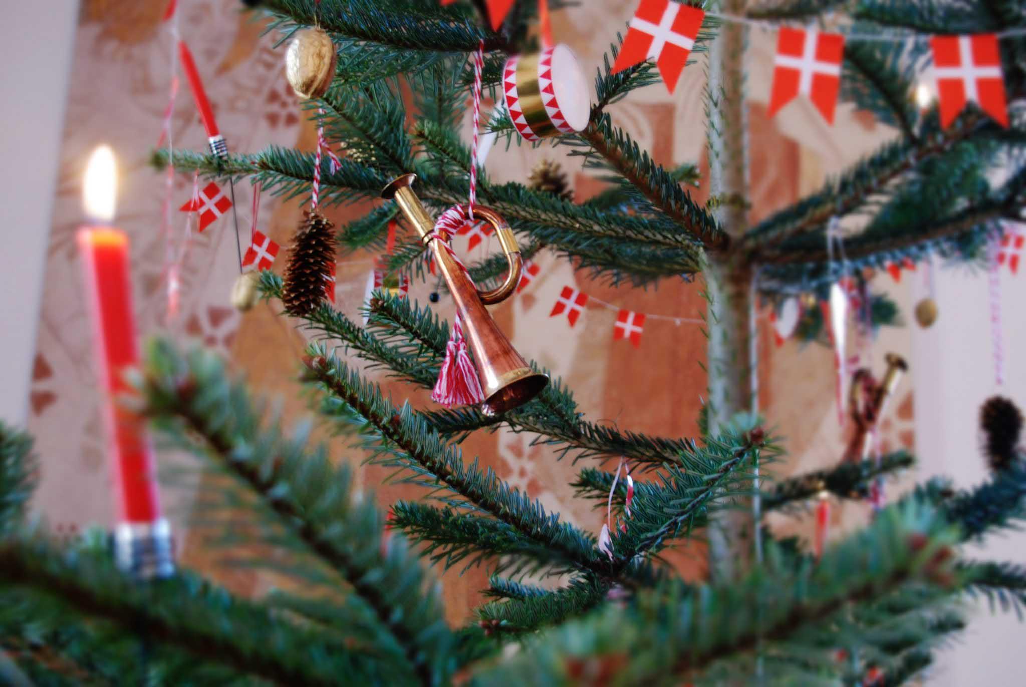 Jul på Danmarks Borgcenter