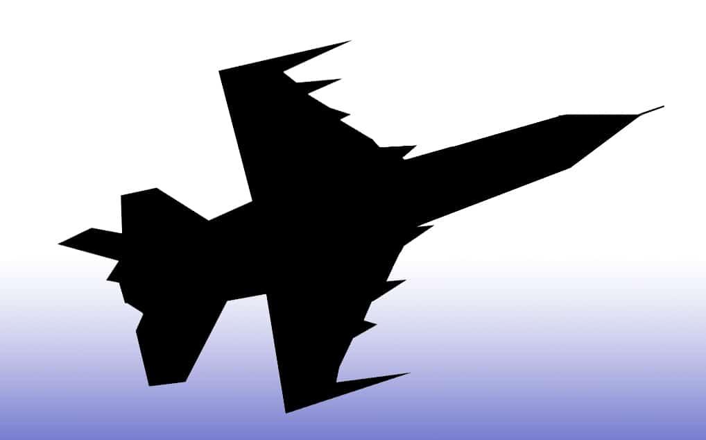 Tilbagevendende begivenhed… igen høje brag fra jagerfly