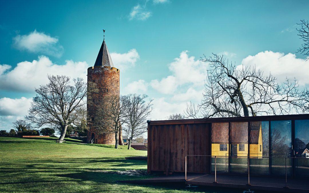 Danmarks Borgcenter åbner igen onsdag d. 21. april 2021 med fri entré i åbningsugen til alle i Vordingborg Kommune