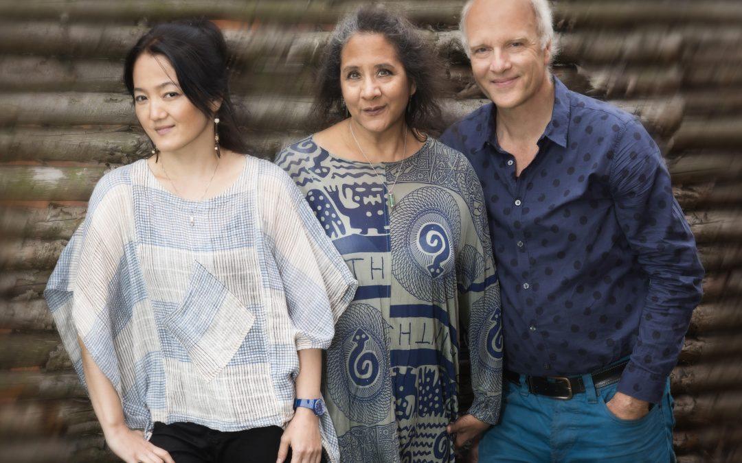 Makiko Hirabayashi Trio i Nordfalsters Koncerthus
