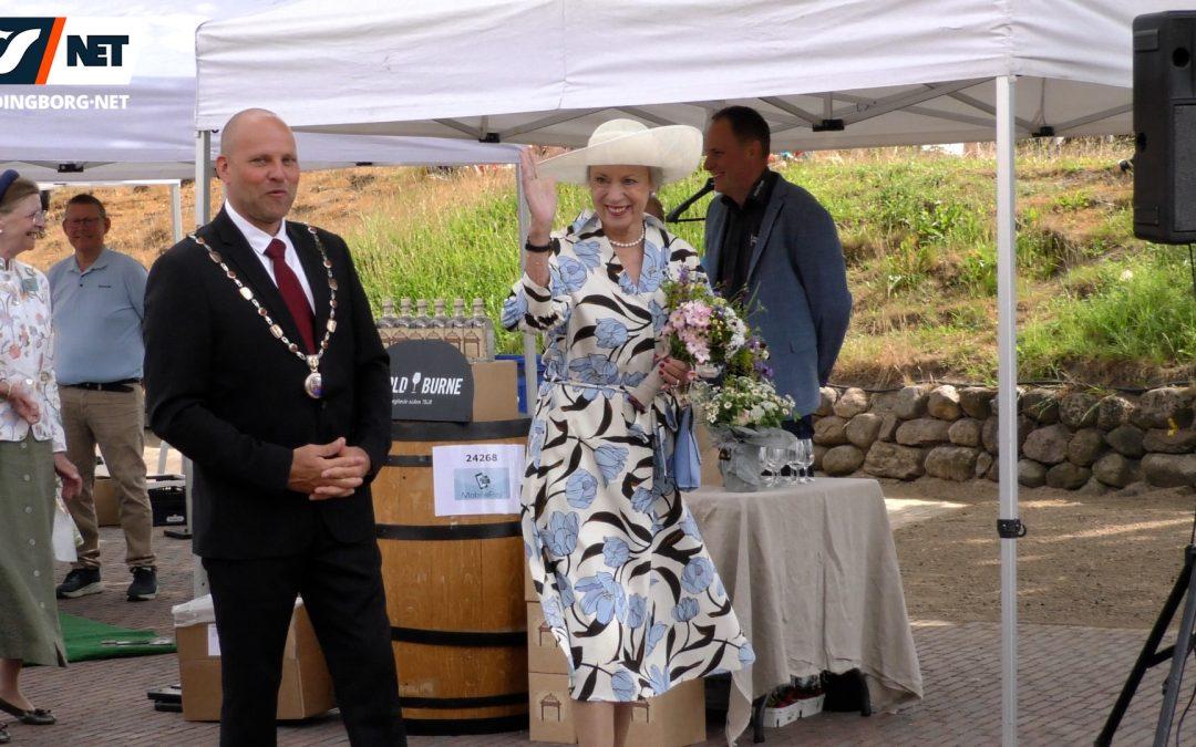 Se video fra fejringen af Historisk Botanisk Have med besøg af H.K.H. Prinsesse Benedikte