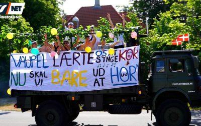 Glade studenter fra Vordingborg Gymnasium og HF – Video