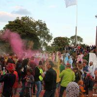 """Artonik"" - ""The Color of Time"". Slotstorvet Vordingborg, 28. august 2015 Waves Festival 2015"
